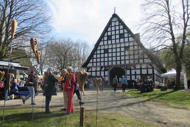 Bad Oeynhausen Weihnachtsmarkt.Ostermarkt In Bad Oeynhausen 2019